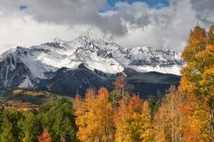 Colorado 14ers Challenger Point, Kit Carson Peak, Crestone Peak and Crestone Needle from the San Luis Valley     When you gaze at the Colo...