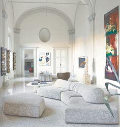 Interiors with Edra #On the Rocks