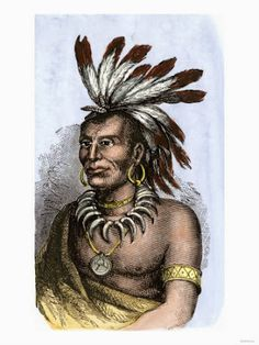 Blood on the Ohio: Tales of Frontier Terror: Early Description of the Miami Indians in Present Day Fort Wayne, Indiana