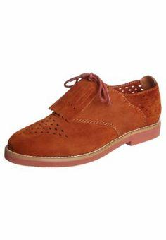 a46c68a59b Pointer TIBBALS - Zapatos con cordones - marrón - Zalando.es