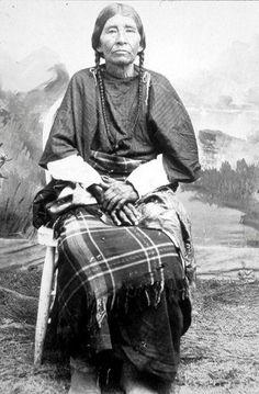 Tolah - Nez Perce - 1899: