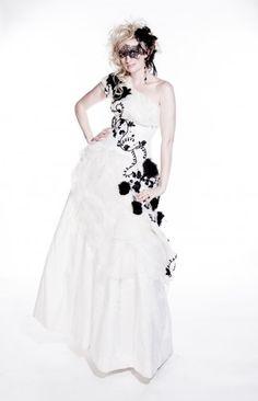 Elisabeth Armstrong: Alternative Wedding Dresses