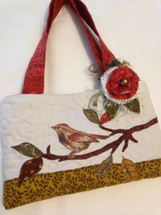 A personal favorite from my Etsy shop https://www.etsy.com/listing/213098222/bag-purse-tote-book-bag-art-bag-travel