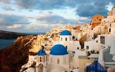 Onde Ficar em Santorini #viagem #viajar