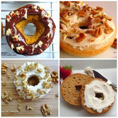 Gourmet Girl Cooks: Did Somebody Say DONUTS? - Make Your Weekends a Little Bit Sweeter