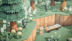 Animal Crossing Wild World, Animal Crossing Villagers, Animal Crossing Game, Cosy Night In, Spotted Animals, Forest Design, Forest Theme, Island Design, New Leaf