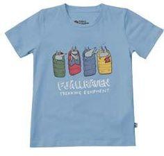 Kids Sleeping Foxes T-shirt