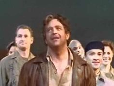 Philip Quast singing Some Enchanted Evening from the 2002 production of South Pacific at the Royal National Theatre in London - I saw this on closing night and it was phenomenal! Edward Baker-Duly played Lt. Cable