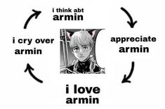 Armin, Am I Ok, I Love Him, My Love, Aot Memes, I Hate My Life, Cry For Help, Reaction Pictures, Swagg