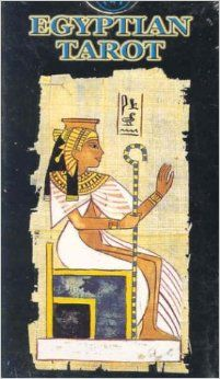 Egyptian Tarot by Lo Scarabeo