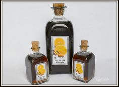 licor cafe naranja Liquor Drinks, Coffee Drinks, Alcoholic Drinks, Beverages, Whiskey Bottle, Vodka Bottle, Homemade Liquor, Christmas Favors, Limoncello
