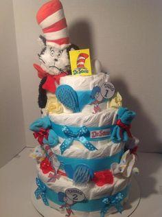 Adorable Diaper Creations!