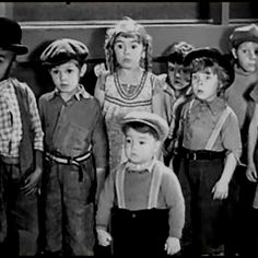 Spanky: GEE WHIZ!! Which one a you Farted!!