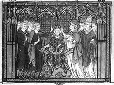 """PEPIN I CARLOMAN """"KING OF ITALY"""" CAROLINGIAN (777 - 810)  is my 38th great grandfather"""