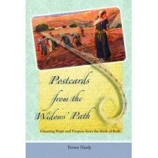 http://www.widowschristianplace.com/  is a wonderful blog site for helping widows in all stages of grief.  The book pictured which is called Postcards for the Widow's Path is also a wonderful resource.