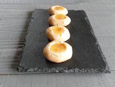 Biscotti morbidissimi con lemon curd
