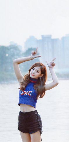twice ♡ tzuyu Nayeon, Kpop Girl Groups, Korean Girl Groups, Kpop Girls, Korean Beauty, Asian Beauty, Tzuyu Wallpaper, Sana Momo, Twice Kpop
