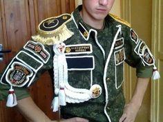 Новая коллекция от мото-швейных войск