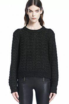 Hester Sweater  #jbrandholiday #wmag