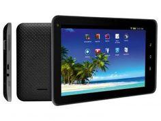 "Tablet Mondial TB-12 8GB 7"" 4G Wi-Fi - Android 5.1.1 Proc. Quad Core Câmera Integrada"