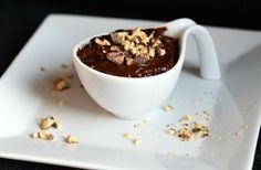 Sjokolade og peanøttkrem