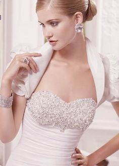 Fashionable Wedding Dress