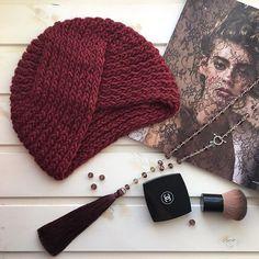 Если вы слишком изысканная и утончённая для шапок, пустите в свою жизнь чалму ❤❤️❤ Viber/WhatsApp/SMS +7(967)639-06-16   __________________________________________________  #AlenaGri_knits #KnittingHat #Knit #Knitter #Marsala #Hat #Вязки #Спицами #Шапка #Шапочка #ВязанаяШапка #ВязанаяШапочка #Екатеринбург #ВяжутНеТолькоБабушки #SelfMade #Малышева36 #РучнаяРабота #Ekb #Ekaterinburg #Turban #Марсала #Екб #ShineBrightLikeADiamond #RussianDesigner #Чалма #Тюрбан #Екатеринбург #РоссийскиеДиз...
