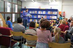 Dia Mundial de la Poesia a la Biblioteca