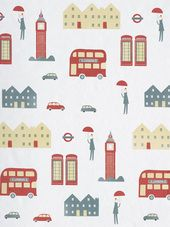 Wallpaper Design 'London' reference 2300001 - Roll Size: 10 metres x Moon Design Wallpaper Collection, Cole And Son, Designers Guild, Paris, Designer Wallpaper, Kids Rugs, Graphic Design, London, Holiday Decor