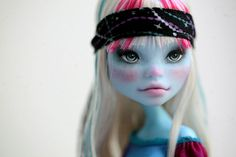 OOAK doll MH - web