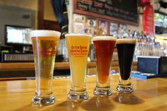 South's Best Breweries: Outer Banks Brewing Station (Kill Devil Hills, North Carolina)