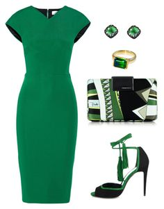 """""""Emerald Green"""" by eimhear93 on Polyvore"""