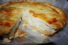 When it comes to our country's finest Buko Pie, it has got to be Orient The Original brand from Los Baños Laguna. This Buko Pie is selling . Buko Pie, Filipino Recipes, Pie Recipes, Tart, Coconut, Favorite Recipes, Sweets, Pinoy, The Originals