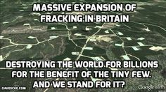 David Icke | Bill for police at fracking protest? £200,000 a month: Officers at site often outnumber activists