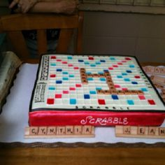 @Cindy Glawson  this should have been Alice and Tim's going away party  cake!