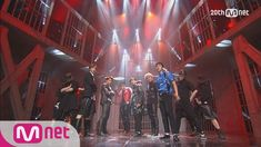 #MonstaX 드디어 데뷔! 몬스타X의 '무단침입' 무대 M COUNTDOWN 424화