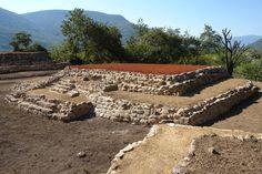 Ruinas arqueológicas de Tancama en Jalpan de Serra Pueblo Mágico