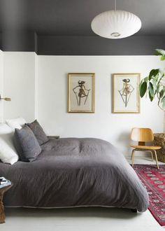 Einfach mal die Decke #streichen! Tipps zum Umdekorieren an nur einem Wochenende auf: www.decohome.de