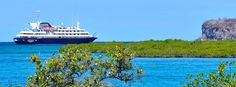 Galapagos Expedition Cruises | Silversea Expeditions