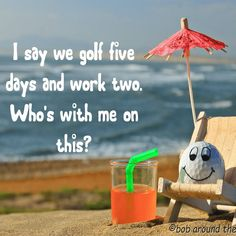 Do you agree? Motivational Words, Inspirational Quotes, Golf Quotes, Golf Humor, Diy Storage, Golf Tips, Jokes, Nice, Bag