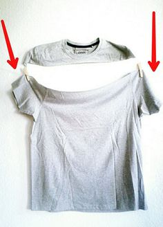Платье сшитое из двух футболок (diy) / Футболки DIY / Своими руками - выкройки, переделка одежды, декор интерьера своими руками - от ВТОРАЯ УЛИЦА