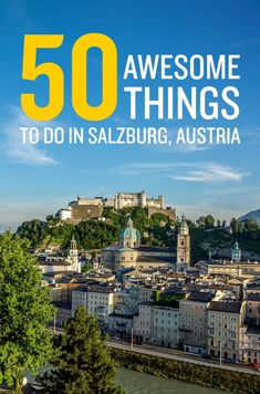 Discover the best things to do in Salzburg Austria... Trip Planning, European Travel Tips, Europe Travel Guide, Voyage Europe, Travel Guides, Travel Destinations, Visit Austria, Austria Travel, Austria Tourism