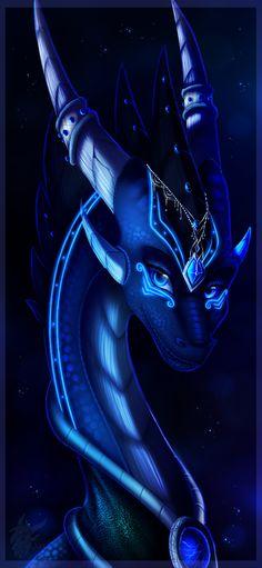 Unknown Blue by Skaylina.deviantart.com on @DeviantArt                                                                                                                                                      More