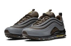Details about $180 Brand New Nike AIR MAX 97 BW Metallic Gold University Red