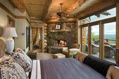 Heaven on Earth | News | Log Cabin Homes