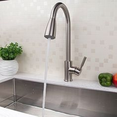 Mountain Plumbing BTAPS50/BRN Sink Hole Cover, Brushed Nickel | Kitchen  Fixture | Pinterest | Faucet, Brushed Nickel And Sinks