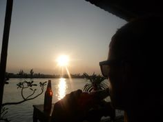 sunset beers Heart Pump, Seaside, Celestial, Sunset, Photography, Outdoor, Outdoors, Photograph, Beach