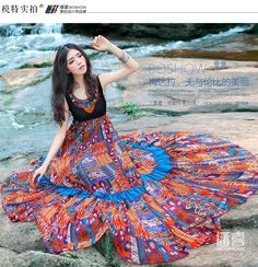 c558292d0d7b Garden Toys, Sports Wedding, Swing Dress, Wedding Events, Phone  Accessories, Beach Weddings, Gypsy Skirt, Dress Beach, Flower Prints