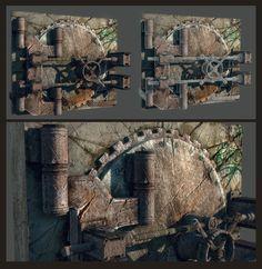 GoW Vault Door by Bawarner on deviantART