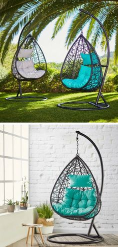 29 meubles accessoires pas chers pour amnager quiper et dcorer votre jardin fauteuil suspendu - Fauteuil Suspendu Exterieur